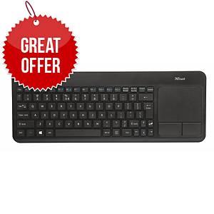 Veza Wireless Touchpad Keyboard