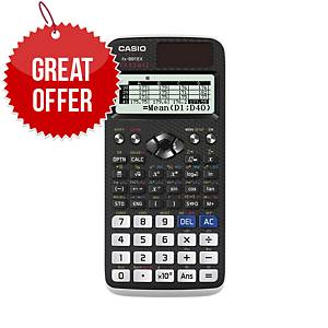 Casio FX-991ECX Advanced Scientific Calculator With SpreadSheet Function