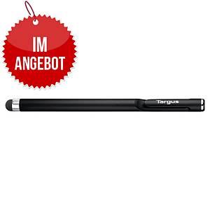 Targus Stylus kompatibel mit Tablet und Smartphone schwarz