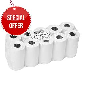 KRPA CASH REGISTER ROLLS 57X35X12 THERMO