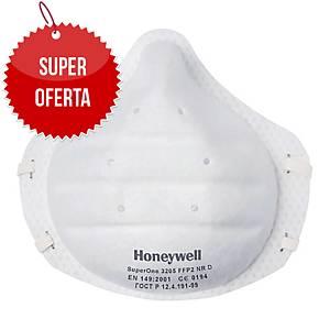 Półmaska HONEYWELL 3205 FFP2 bez zaworu, opakowanie 30 sztuk