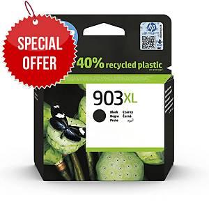 HP 903XL High Yield Black Original Ink Cartridge (T6M15AE)