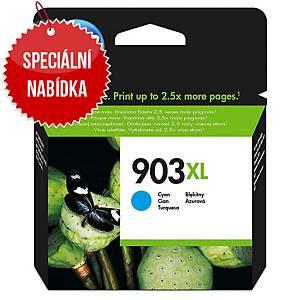 HP inkoustová kazeta 903XL (T6M03AE), cyan