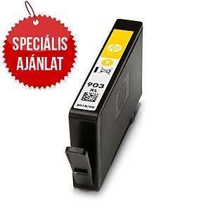 HP tintasugaras nyomtató patron 903XL (T6M11AE) sárga