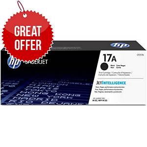 HP CF217A 17A Laser Cartridge Black