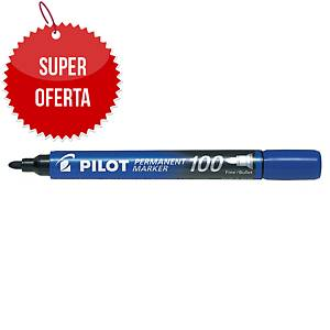 Marker PILOT SCA 100, niebieski