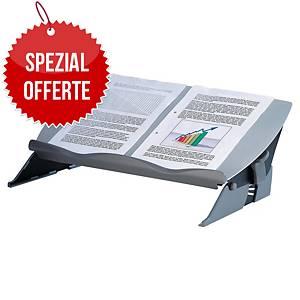 Dokumenthalter Fellowes Easy Glide, A4/A3, schwarz/grau