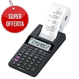 Calcolatrice scrivente Casio HR-8 RCE 12 cifre