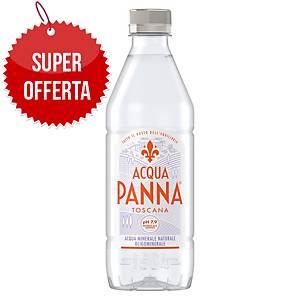 Acqua minerale naturale Acqua Panna bottiglia 0,5 l - conf. 24