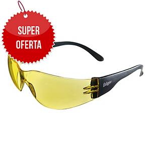 Okulary DRÄGER X-PECT 8312, soczewka żółta , filtr UV 2-1,2