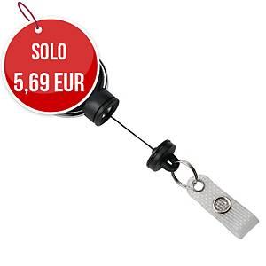 Chiocciola yo-yo per portabadge Durable