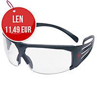 Ochranné okuliare 3M™ SecureFit SF601SGAF priehľadné