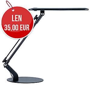 Stolová LED lampa Unilux Rumba, čierna