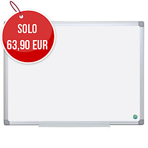 Lavagna laccata magnetica Bi-Office Eearth-it  120 x 90 cm