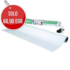 Post-it Super Sticky Dry Erase film 3M rotolo formato 0,914 m x 1,219 m