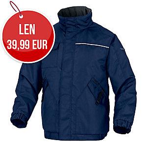 Zimná bunda Delta plus Northwood2, veľkosť 3XL, námornícka modrá/kráľovská modrá