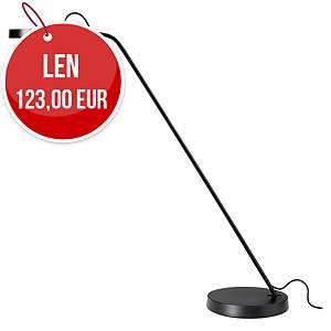Stolová LED lampa Unilux I-Light, čierna