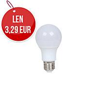LED žiarovka A60, štandardný tvar, E27 9W