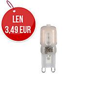Reflektorová LED žiarovka G9 2,5W