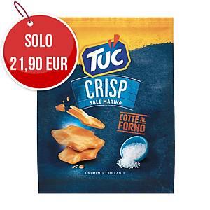 Snack Tuc Crisp sale marino in busta da 30 g - conf. 22