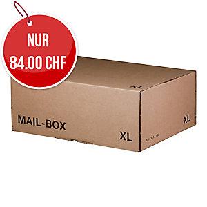 Versandschachtel 46.5x34.6x18 cm, Packung à 20 Stk.