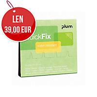 Vodoodolné náplasti Plum QuickFix 5511, 6 x 45 kusov