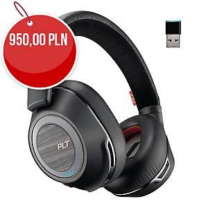 Słuchawki bezprzewodowe PLANTRONICS 208769-01  czarne