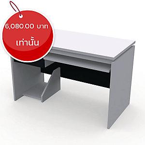 DESUKU โต๊ะคอมพิวเตอร์ รุ่น FXC1201CU 120X80X75 ซม. ซ้าย