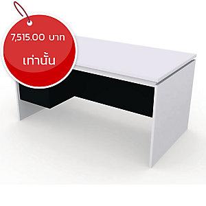 DESUKU โต๊ะทำงาน รุ่น FX1502 150X80X75 ซม. ซ้าย