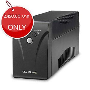 CLEANLINE EL-1000X UPS 1000VA/410W