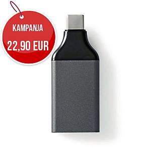 Deltaco USB-C - HDMI adapteri