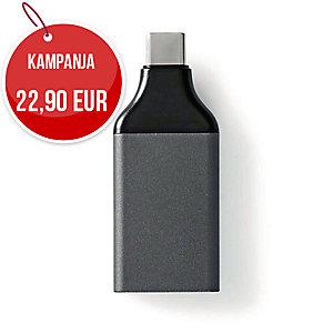 USB-C HDMI adapteri, valkoinen