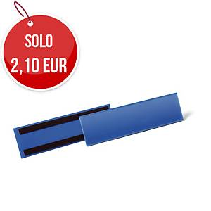Tasca per identificazione con bande magnetiche Durable 297x74 mm
