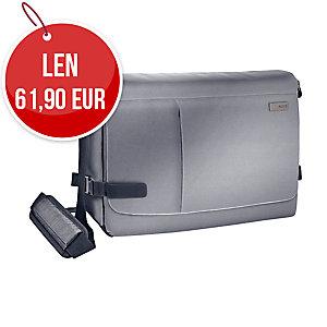 """Taška na notebook Leitz Complete 15,6"""" strieborná"""