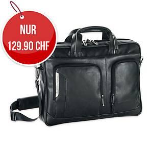 Businesstasche Gabol Shadow, 1 Fach, 42x31x8 cm, schwarz
