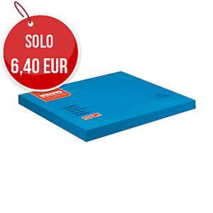 TOVAGLIETTE IN CARTA SMART TABLE FATO 30X40CM BLU CONF. 250