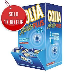 Caramelle Golia Activ Plus in dispenser da 180 pezzi