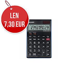 Stolová klakulačka Sharp EL-145T, 14-miestny LCD displej