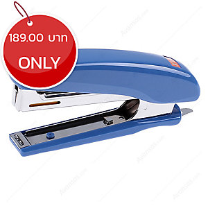 MAX HD-10D HALF-STRIP STAPLER METAL BLUE