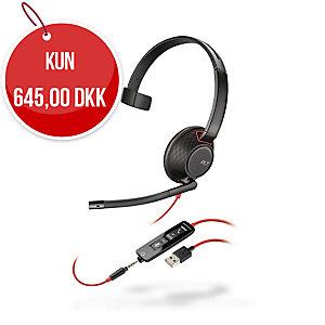 Headset Plantronics Blackwire C5210 a-mono