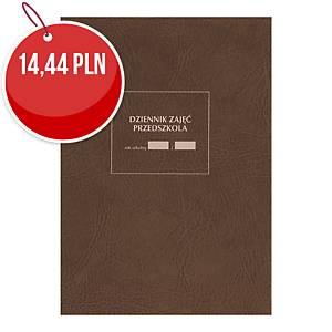 Druk TYPOGRAF Dziennik zajęć przedszkola, A4, 158 kartek