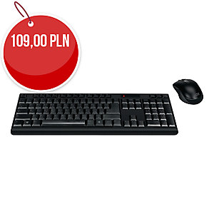 Zestaw bezprzewodowy klawiatura + mysz SPEEDLINK 640304