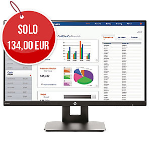MONITOR LED HP VH240A 23,8