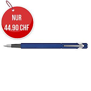 Füllfederhalter Caran d Ache 849, blau