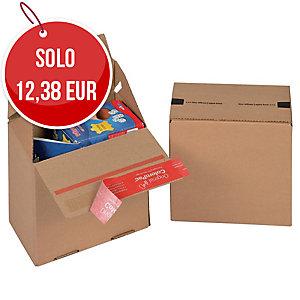 SCATOLA DA IMBALLO EUROBOX COLOMPAC 150X100X150MM CONF. 20