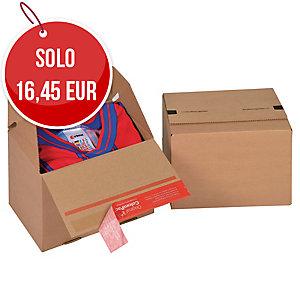 SCATOLA DA IMBALLO EUROBOX COLOMPAC 200X150X150MM CONF. 20