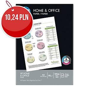 Papier HP HOME&OFFICE, A4, 80 g/m², 500 arkuszy