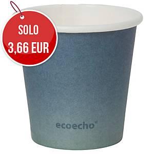 Bicchieri compostabili Urban Eco Echo Duni 5,5 cl - conf. 50