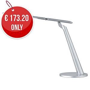 Aluminor Sigma LED Desk Lamp - Silver