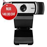 Webcam Logitech C930e Hi-Speed, 1080p, weit Sichtfeld, 4-Fach HD Zoom